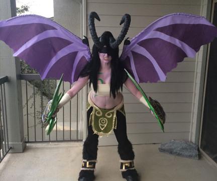 Illidan Stormrage – World of Warcraft [2014]