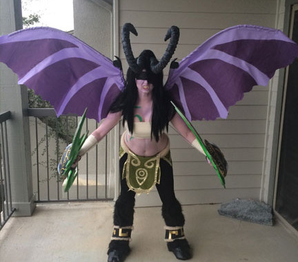 Illidan Stormrage – World of Warcraft [2014]
