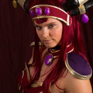 Lady Alexstrasza – World of Warcraft [2013]