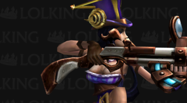 Caitlyn's Hat from League of Legends
